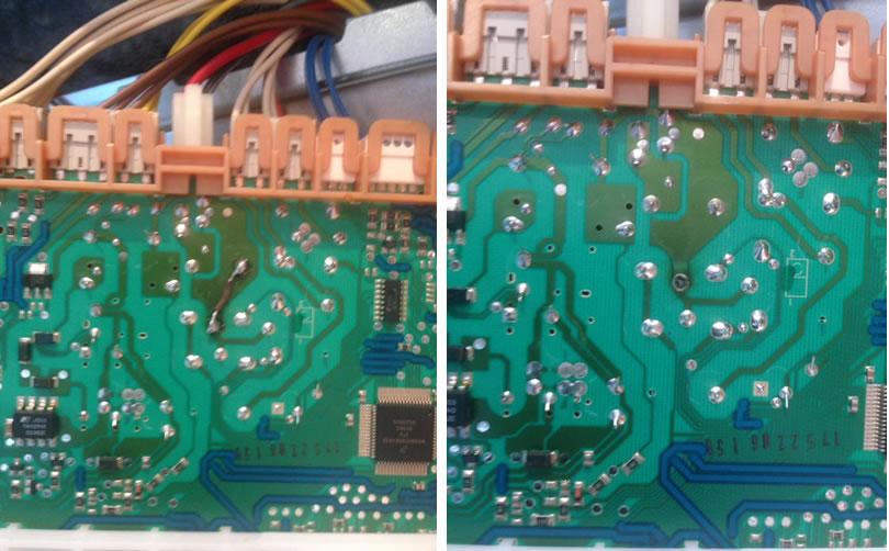 Dishwasher Repair - PCB